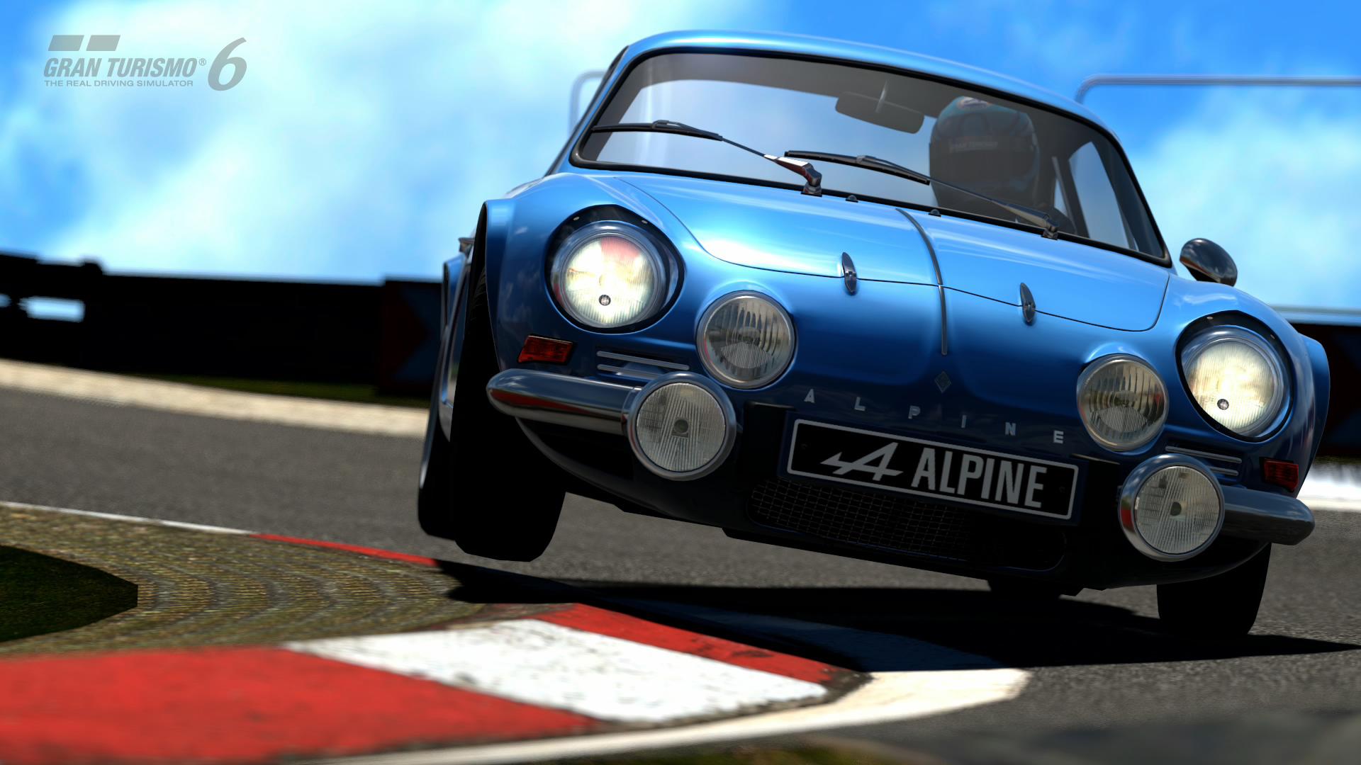 Alpine A110 Gran Turismo 6