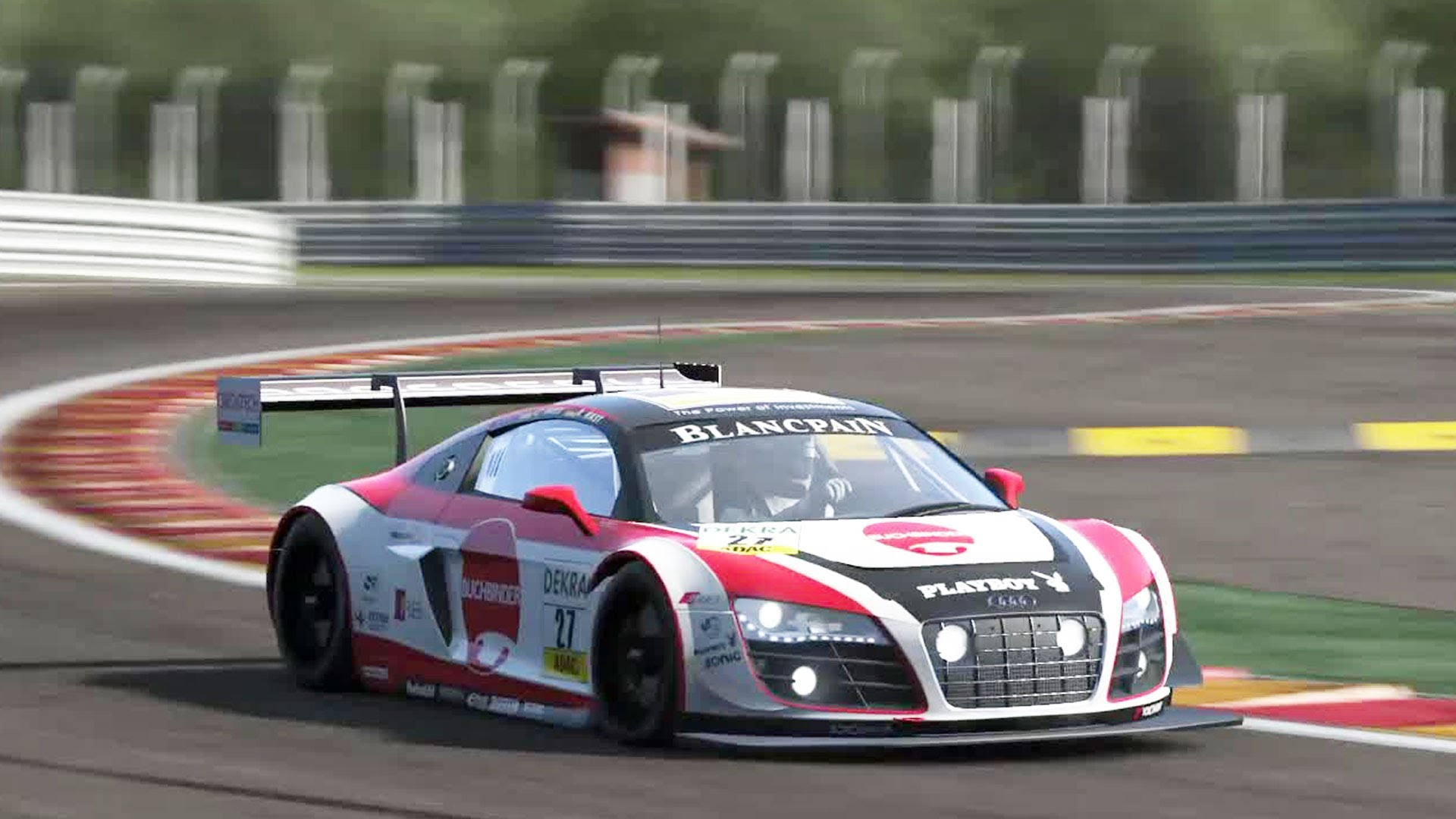 Audi R8 LMS Project Car
